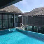 Overwater Swimmingpool