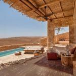 Panorama Pool Villa im Six Senses Sharut. Bei uns buchbar
