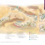 Six Senses Shaharut, Map des Resorts.