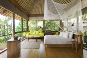 Six Senses Samui Pool Villa Innen