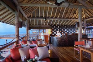 Six Senses Laamu Restaurant